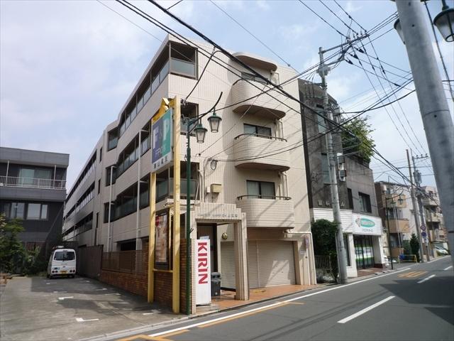 キャッスルマンション上福岡の外観画像