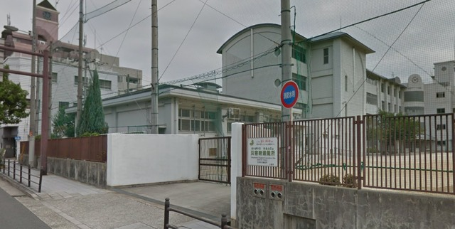 大阪市立勝山中学校