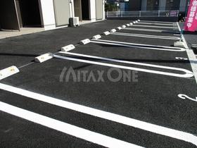 ブロッサム駐車場