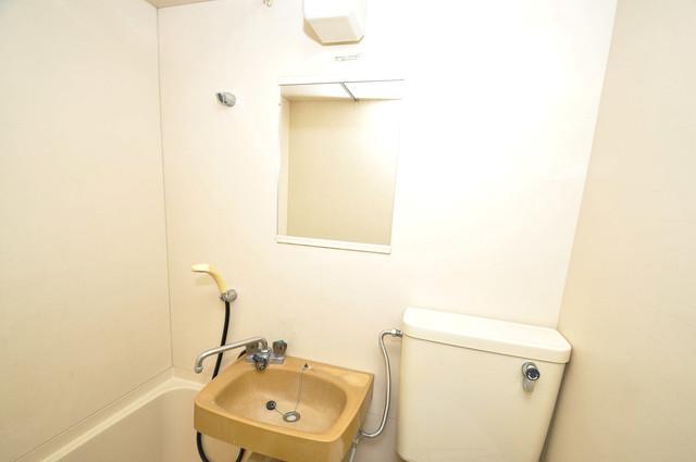 フローラ ラポルテ 小さいですが洗面台ありますよ