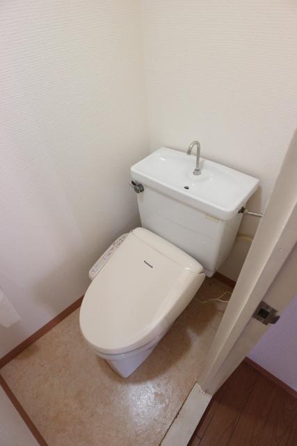 ベルメゾン富士見トイレ