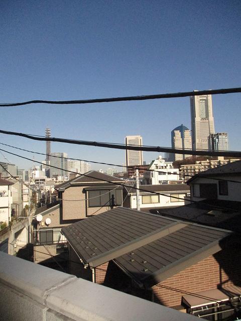 ティーリーフ横浜レジーナ景色