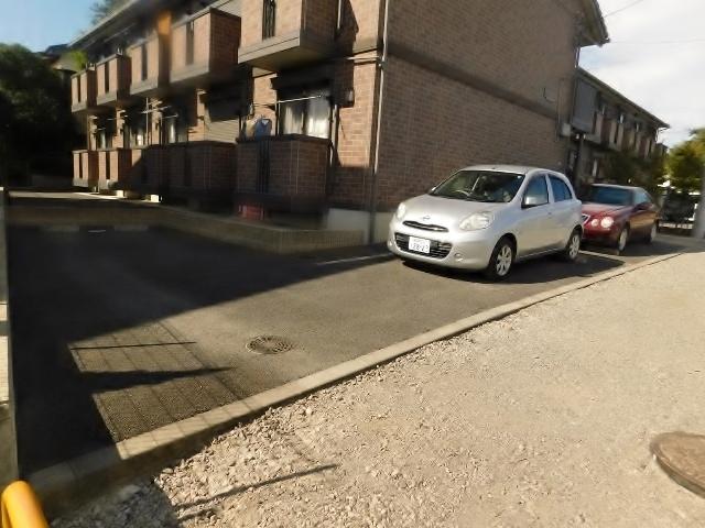 マ・メゾンASUKAⅡ駐車場