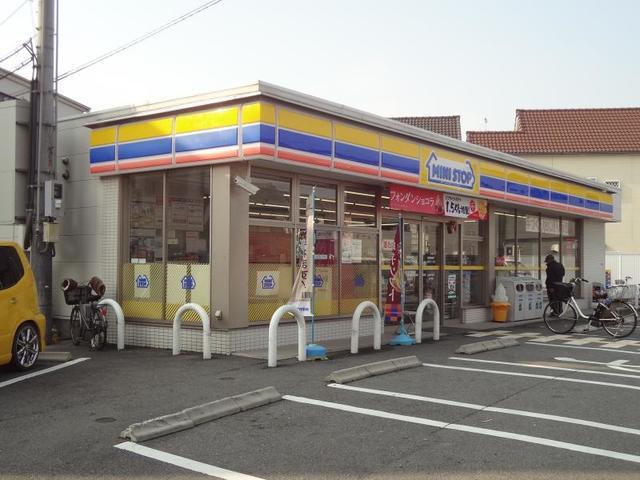 リバーサイド金岡Ⅱ番館 ミニストップ大蓮東3丁目店