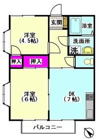 コーポ東雪谷 202号室
