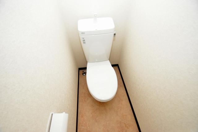 アミティ近大通り キレイに清掃されたトイレは清潔感があり気分もよくなります。