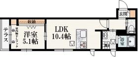 荻窪駅 徒歩11分1階Fの間取り画像