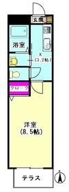 タウン・コート 102号室