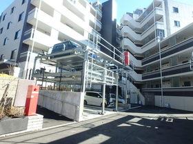 プレシス多摩永山レヴィエ駐車場