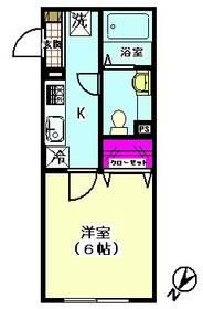 KYモナリエ代沢 203号室