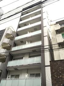 パレコート新宿の外観画像