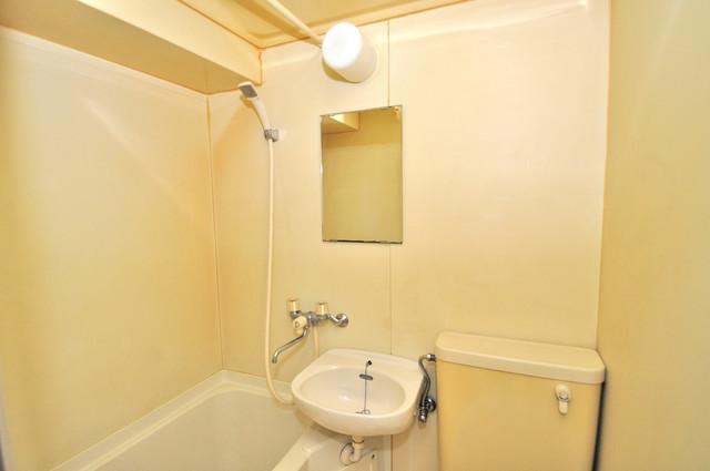 プレアール布施 可愛いいサイズの洗面台ですが、機能性はすごいんですよ。