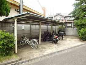 二俣川ハイツ駐車場
