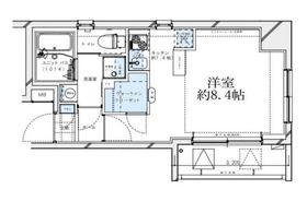 グランリーヴェル横濱南AIRY2階Fの間取り画像