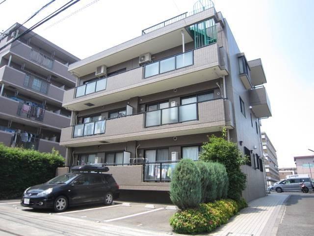武蔵新城駅 徒歩10分の外観画像