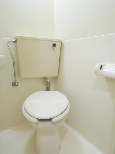 スカイコート横浜平沼トイレ