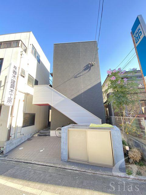 堺市堺区榎元町1丁の賃貸アパートの外観