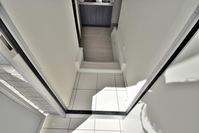あんしん+衣摺(北棟) 素敵な玄関は毎朝あなたを元気に送りだしてくれますよ。