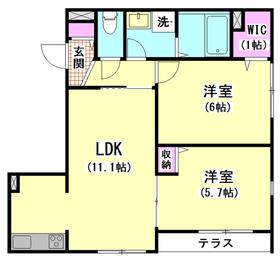 Liber Garden 102号室