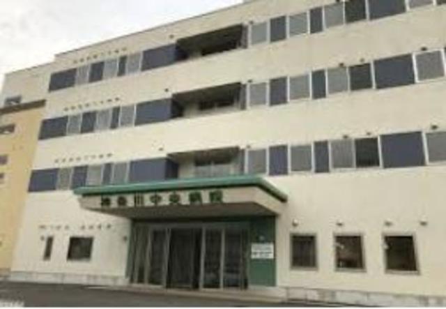 ハピネスⅡ[周辺施設]病院