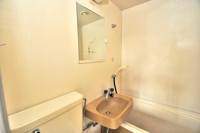 ブリリアント神路 忙しい朝にあなたを手助けしてくれる素敵な洗面台。