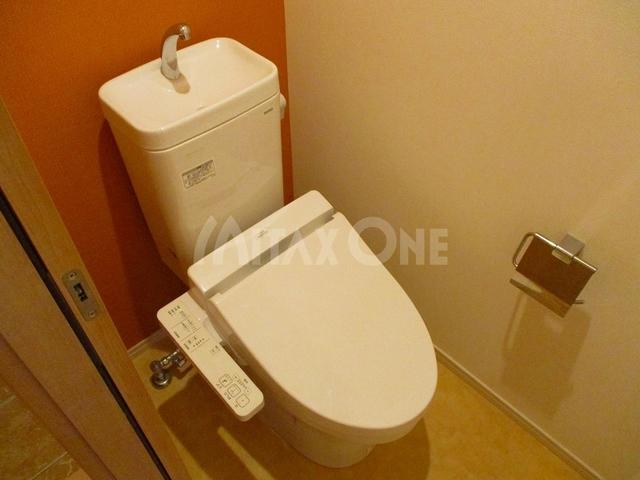 サニーコートトイレ