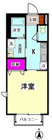 ディアコート西大井 102号室