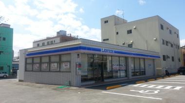 ローソン東大阪長田東四丁目店