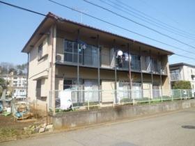 長谷川コーポの外観
