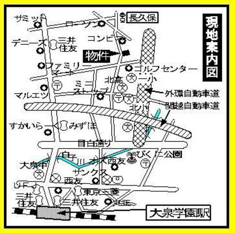 パールコート案内図