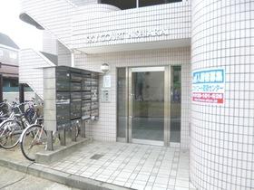 スカイコート西新井エントランス