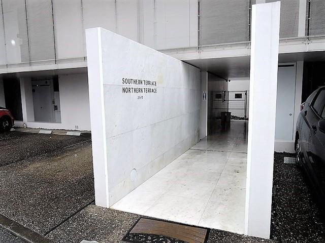 稲田堤駅 徒歩7分エントランス