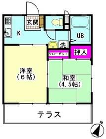 シティハイムカネコ 102号室
