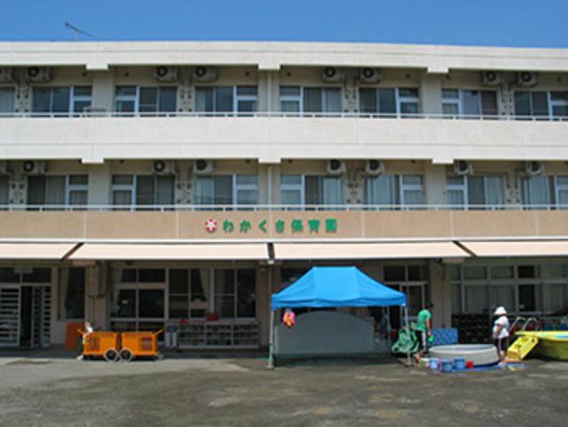 シャトレーひばりD棟[周辺施設]幼稚園・保育園
