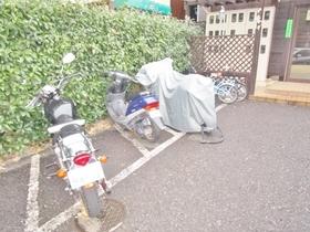 コートビレッジ桜ヶ丘パート2駐車場