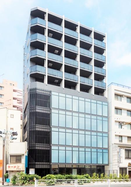 B CITY YOKOHAMA STATION SQUARE外観
