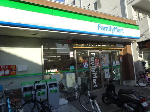 ファミリーマート新今里四丁目店