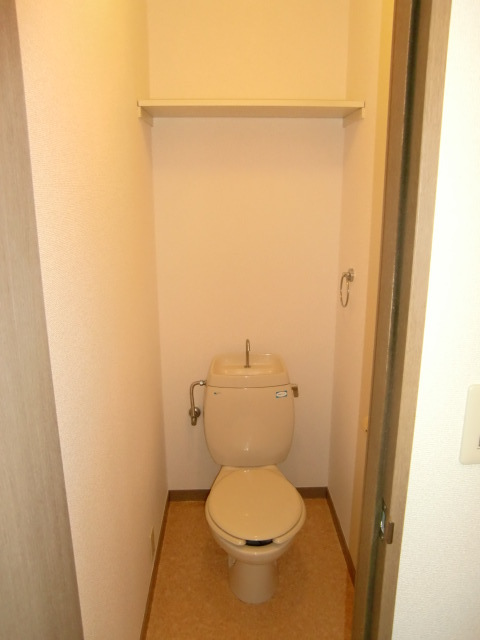 メゾンベルビュートイレ