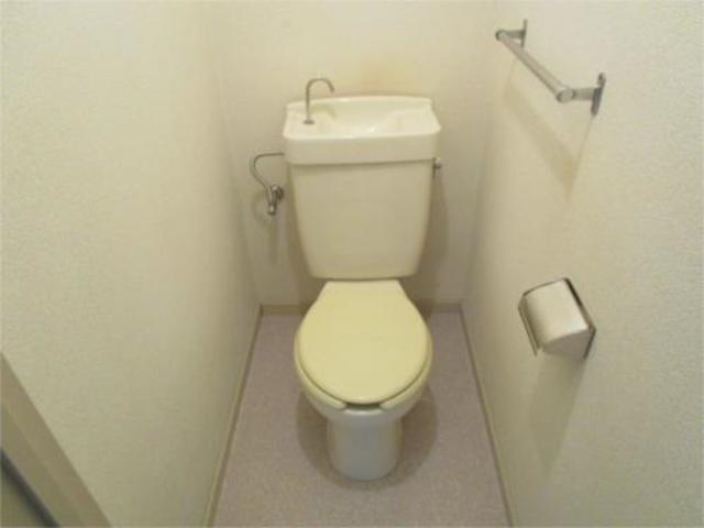 エクレール五月トイレ