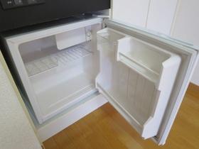 初期費用軽減♪ミニ冷蔵庫付き!