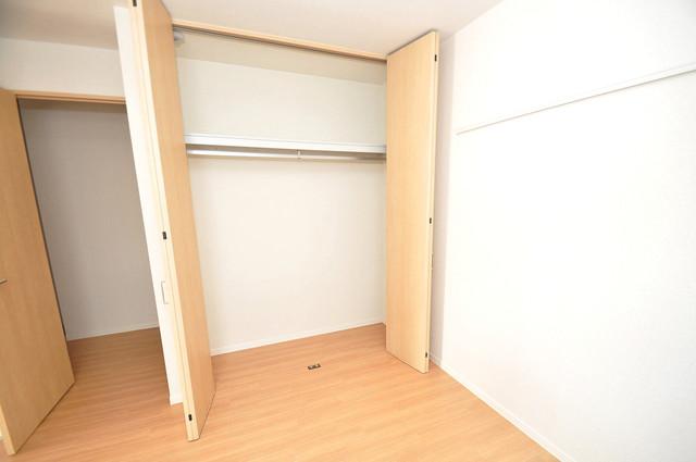 シャーメゾン友井 もちろん収納スペースも確保。いたれりつくせりのお部屋です。