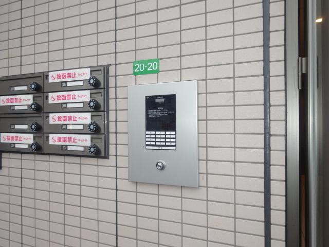 Porte Bonheur共用設備