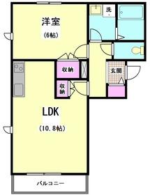 ウィル大森�T 0201号室