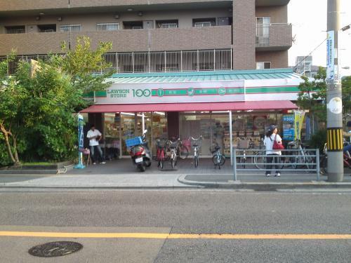 フルラーレ ローソンストア100生野南巽店