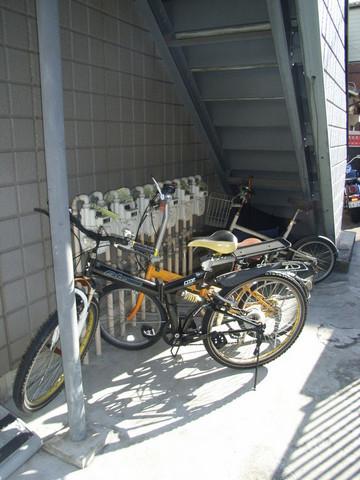 カーサフォレストーネ中野坂上共用設備