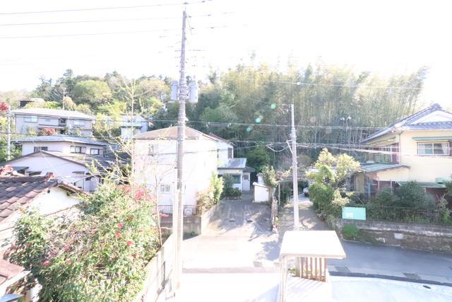 グリーン ヴィラ 北鎌倉景色