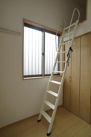 ★ロフト梯子★