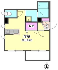 (仮称)南大井5丁目シャーメゾン 101号室