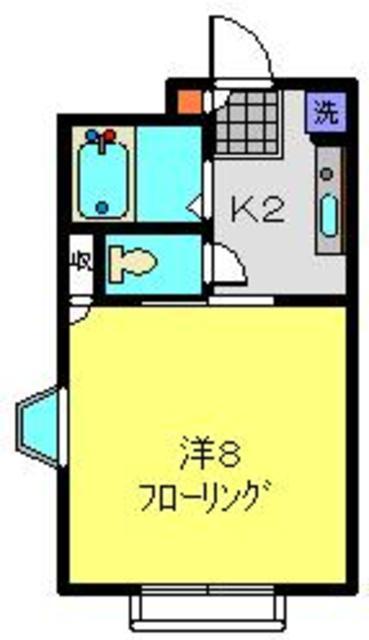 和田町駅 徒歩5分間取図