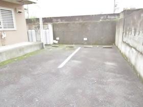 マインハウス駐車場